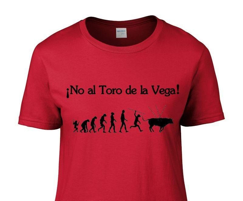 No al toro de la Vega