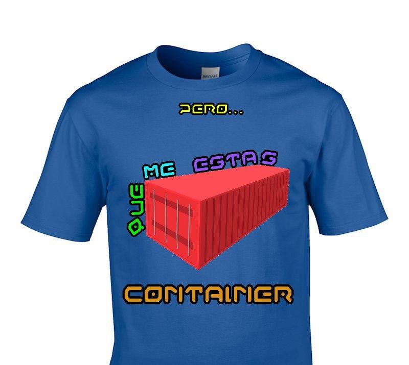 Pero que me estas container