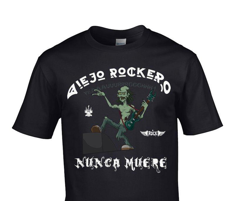 Viejo rockero nunca muere