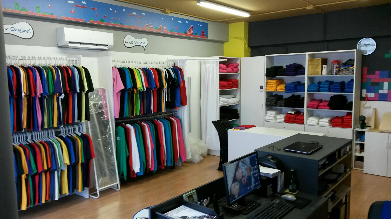 Inauguracion de la tienda fisica en Barakaldo